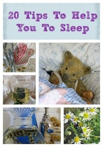 Sleeping Beauty 20 Tips To Help You Sleep