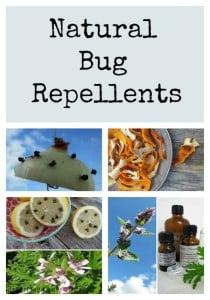 Seven Top Tips For Natural Bug Repellents