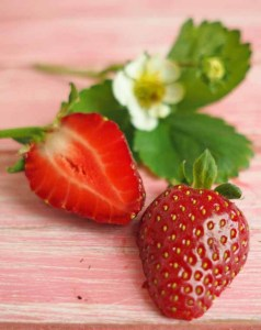 Strawberry Tooth Whitener