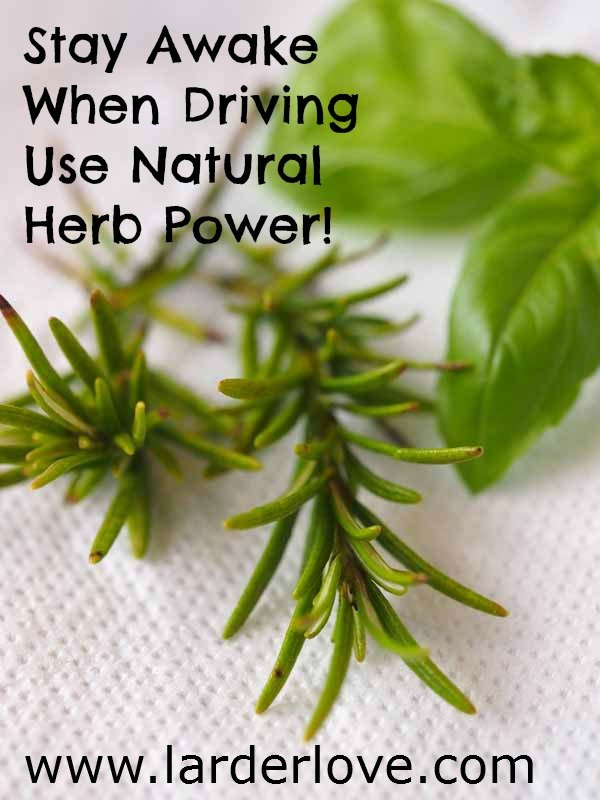herb power for driving