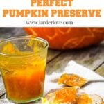 pumpkin preserves pin image