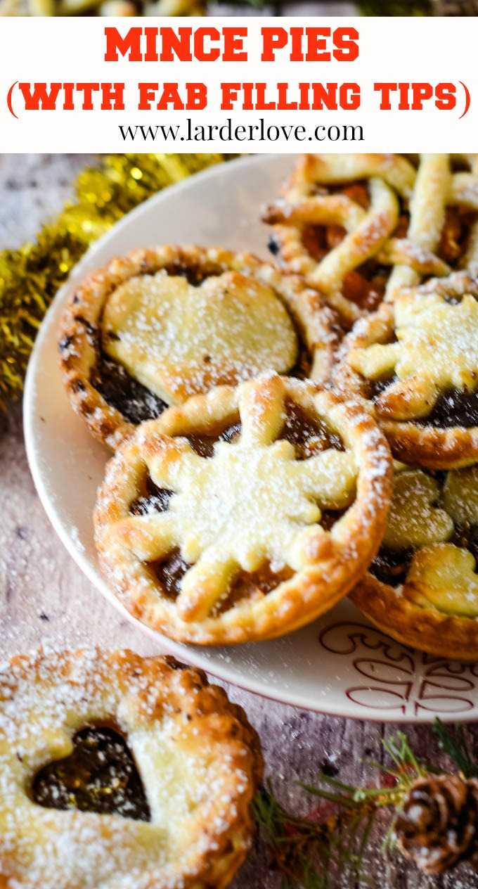 mince pies pin image