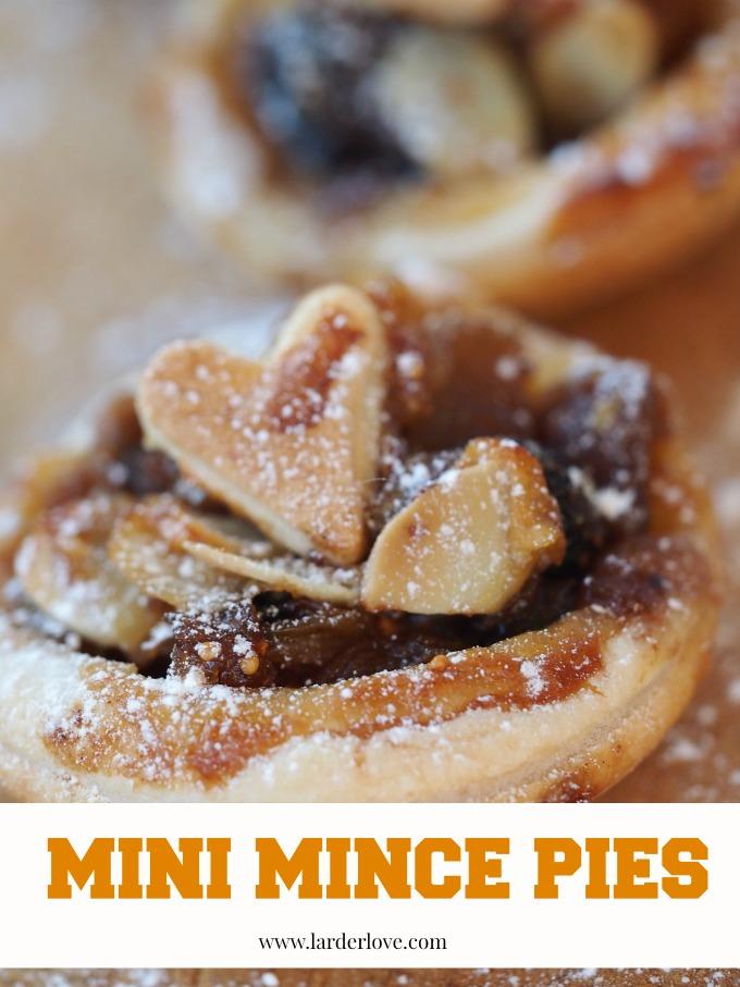 mini mince pies by larderlove
