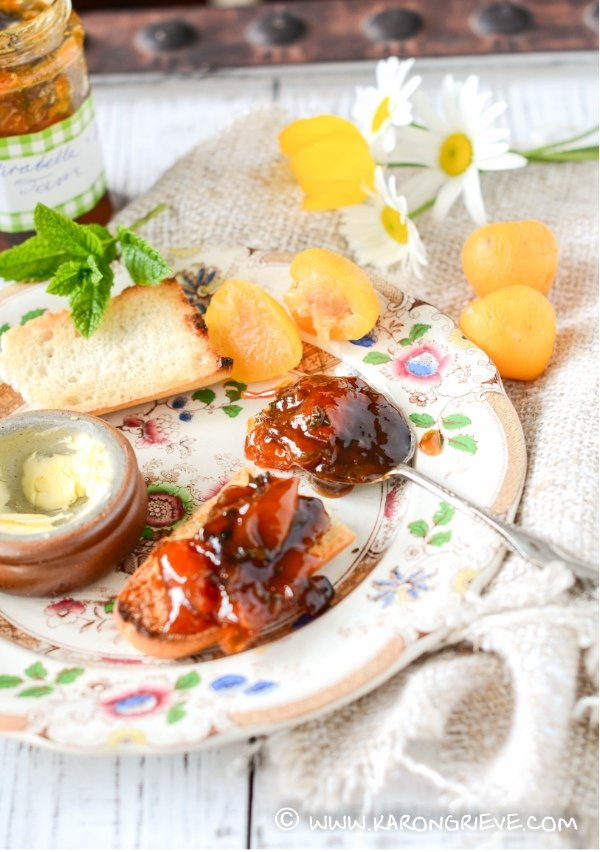 Minted Mirabelle Plum Jam And Daisy Sunshine
