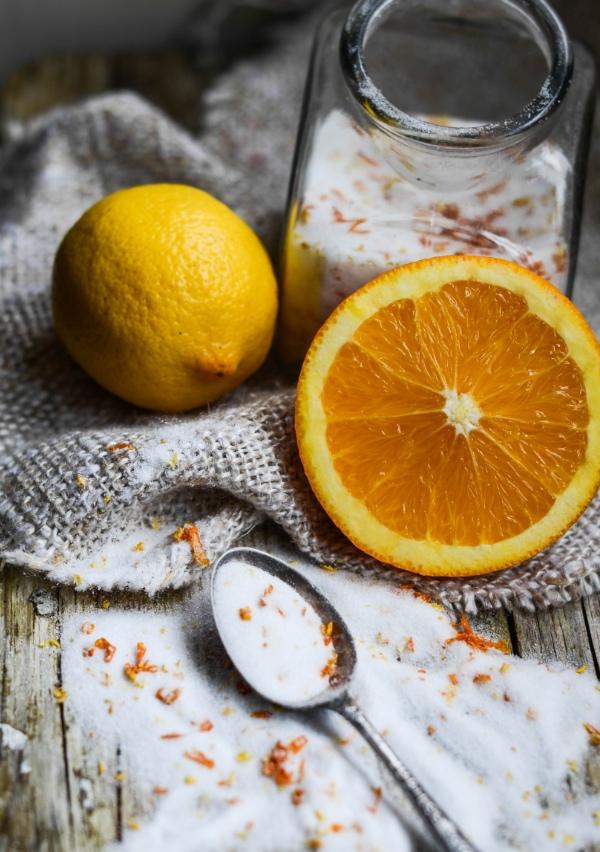 Citrus sugar 1