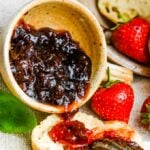 Italian Strawberry Jam