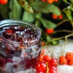 rowan and redcurrant jelly