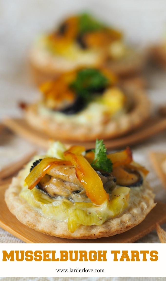 musselburgh tarts by larderlove