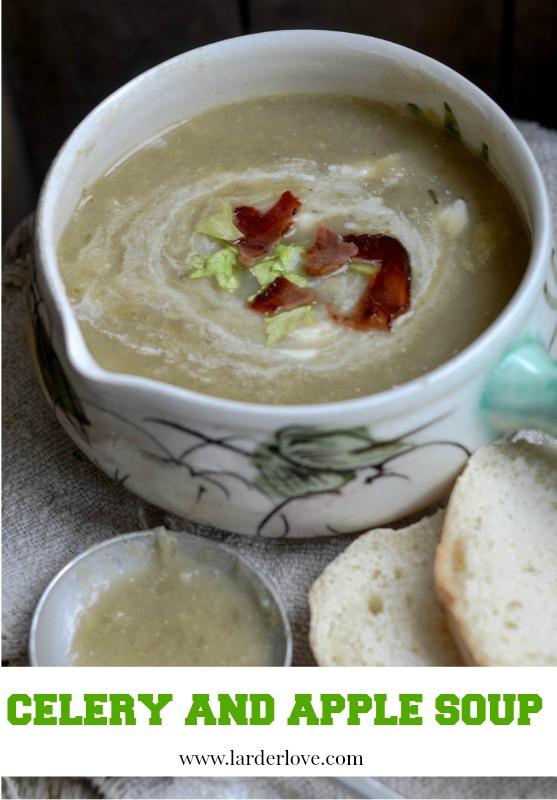 celery and apple soup by larderlove
