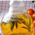 rosemary and mint vinegar