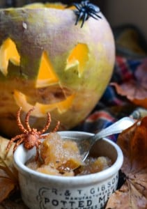 Turnip Jam For Halloween