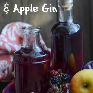 How To Make Blackberry And Apple Gin