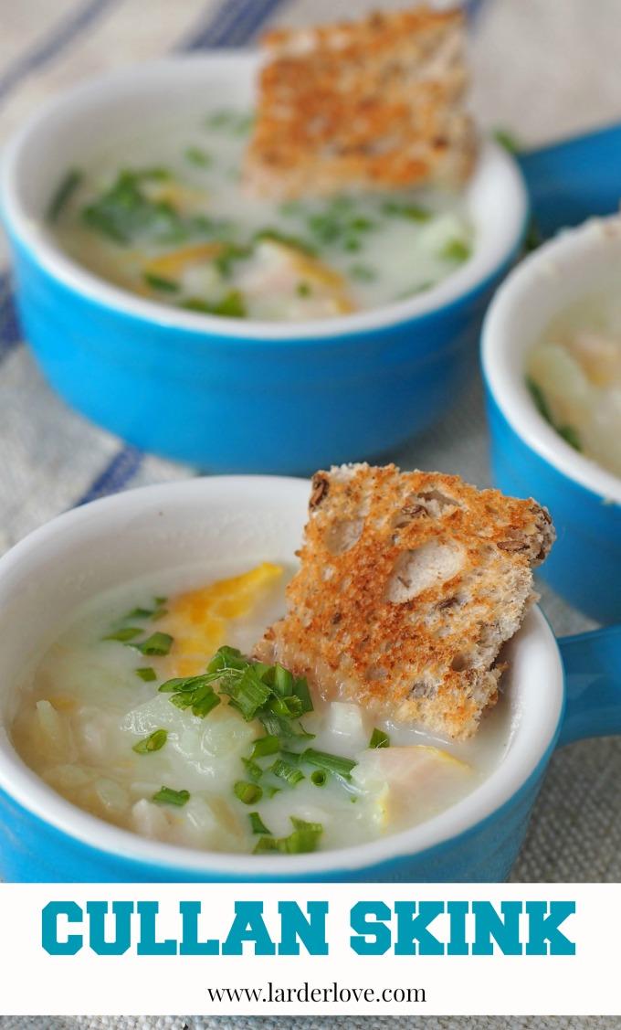 cullan skink soup by larderlove