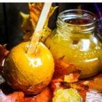 toffee apple jam