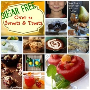 Sugar Free Sweets And Treats