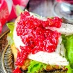 refined sugar free cranberry relish