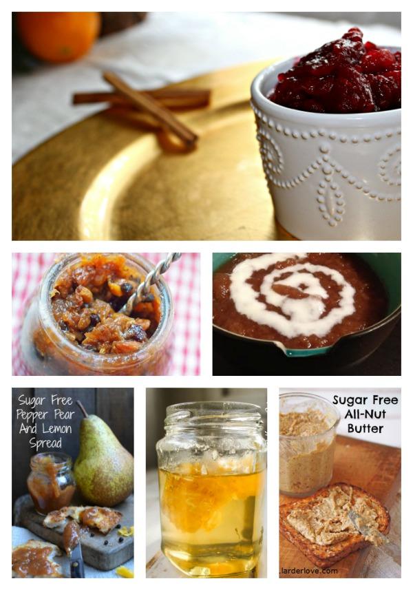 sugar free preserves