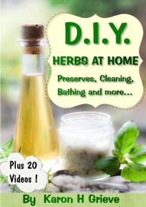D. I. Y. Herbs At Home In Super Ebook Bundle $7.40!