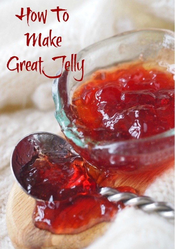 how to make great jelly