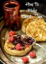 how to make great jam