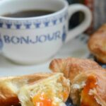 French apricot and lavender jam