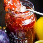 fig and lemon marmalade