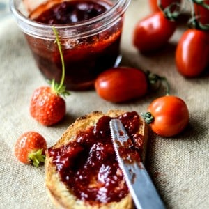 Strawberry and Tomato Jam