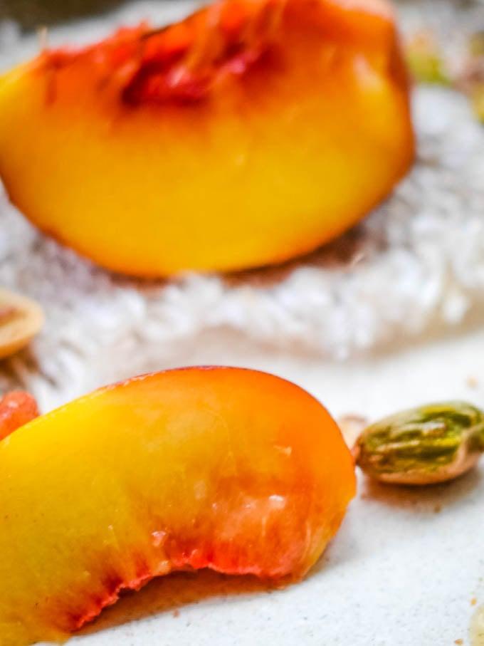 close up of fruit