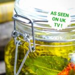 labneh in herb oil