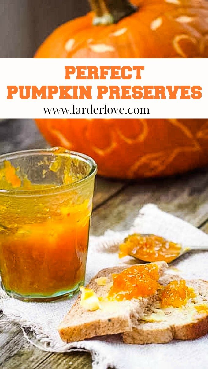 perfect pumpkin preserve pin image