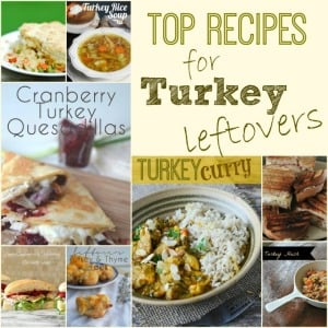top recipes for turkey leftovers