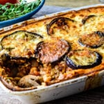 easy vegetarian moussaka by larderlove