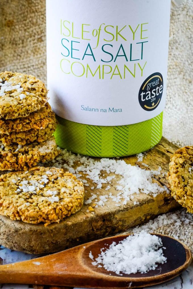 sea salt upb with salt