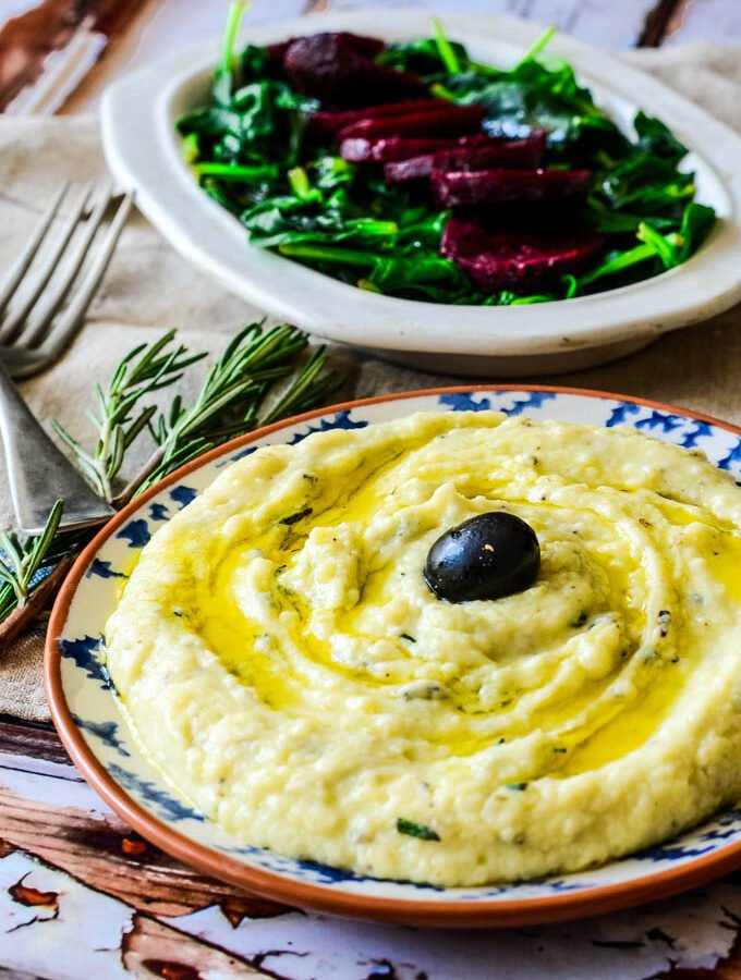 skordalia Greek dip by larderlove