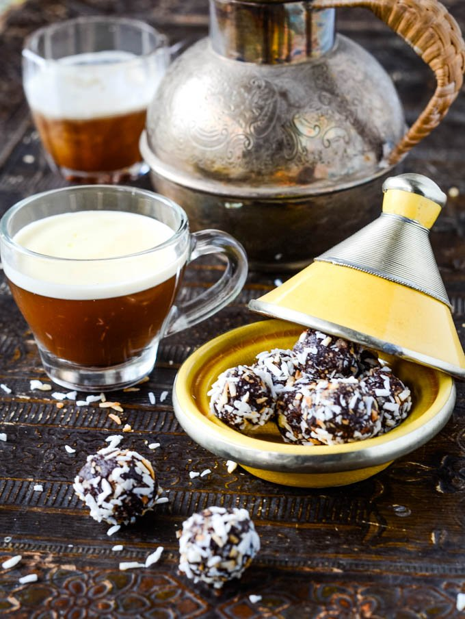 sugar free chocolate coffee mocha truffles