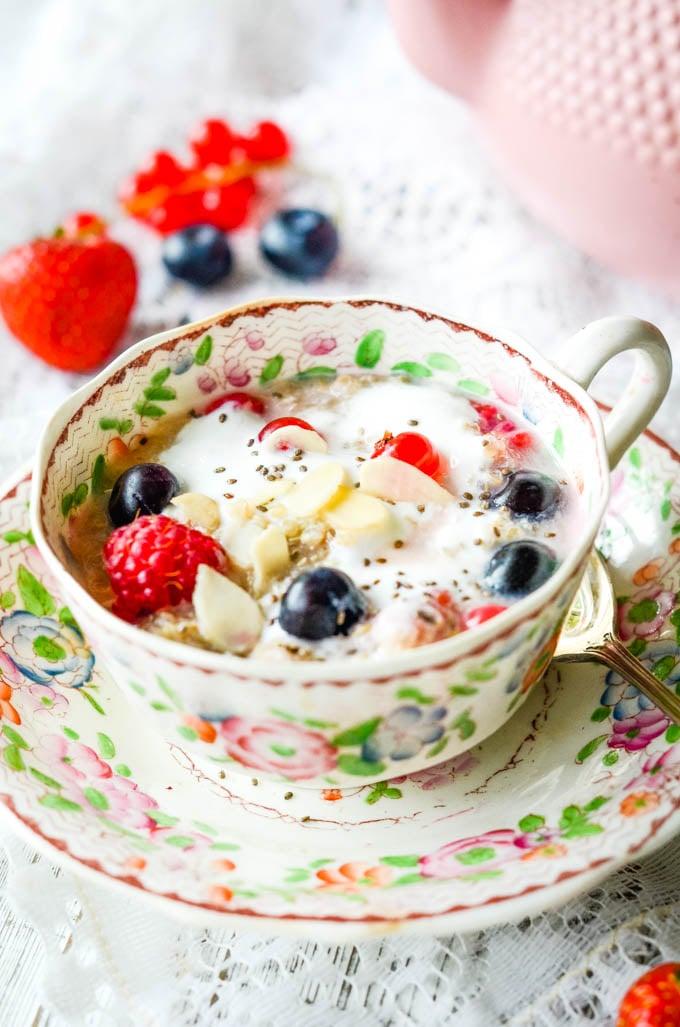 cup of porridge