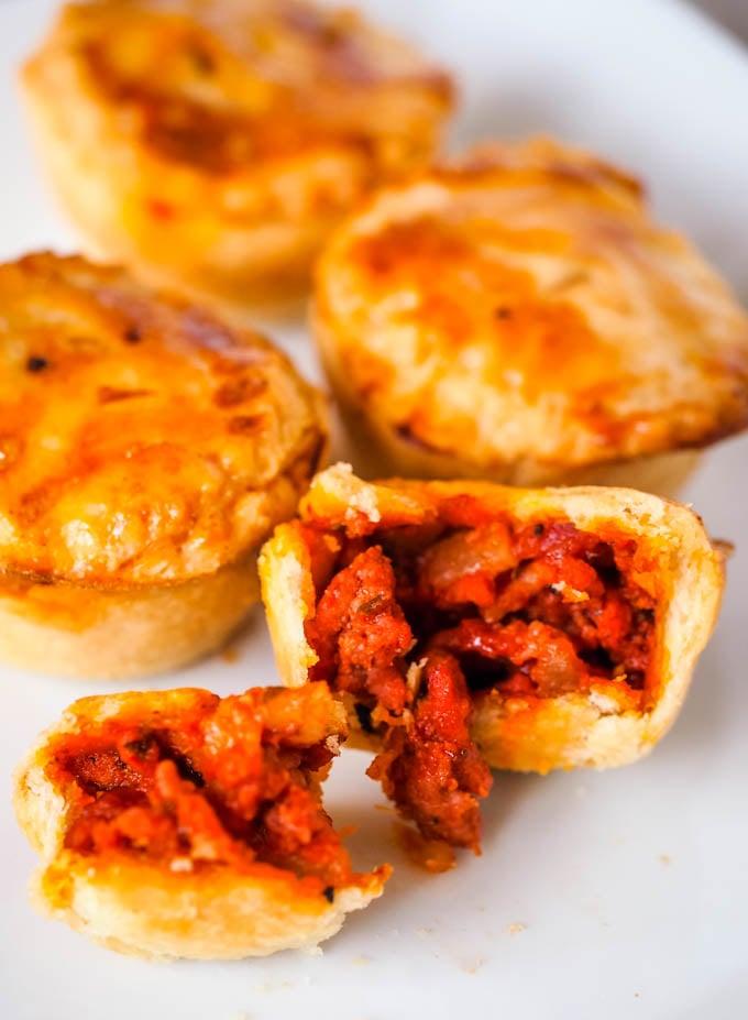 mini scotch pies