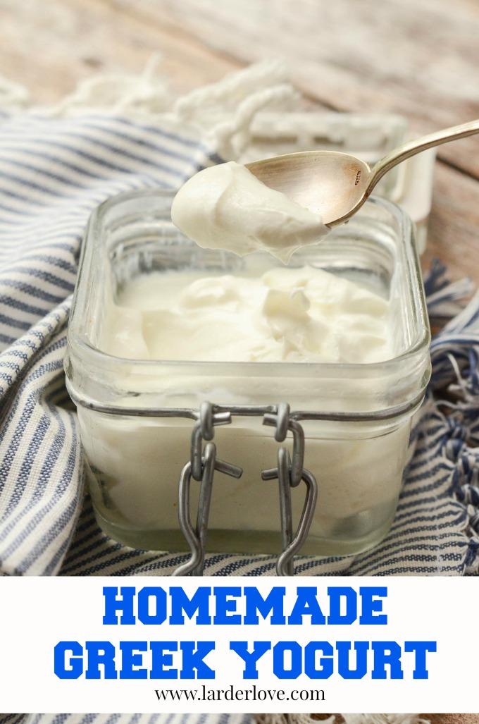 greek yogurt by larderlove