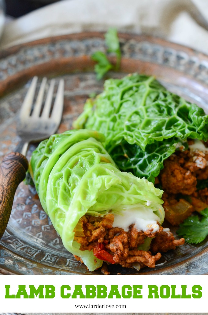lamb cabbage rolls by larderlove