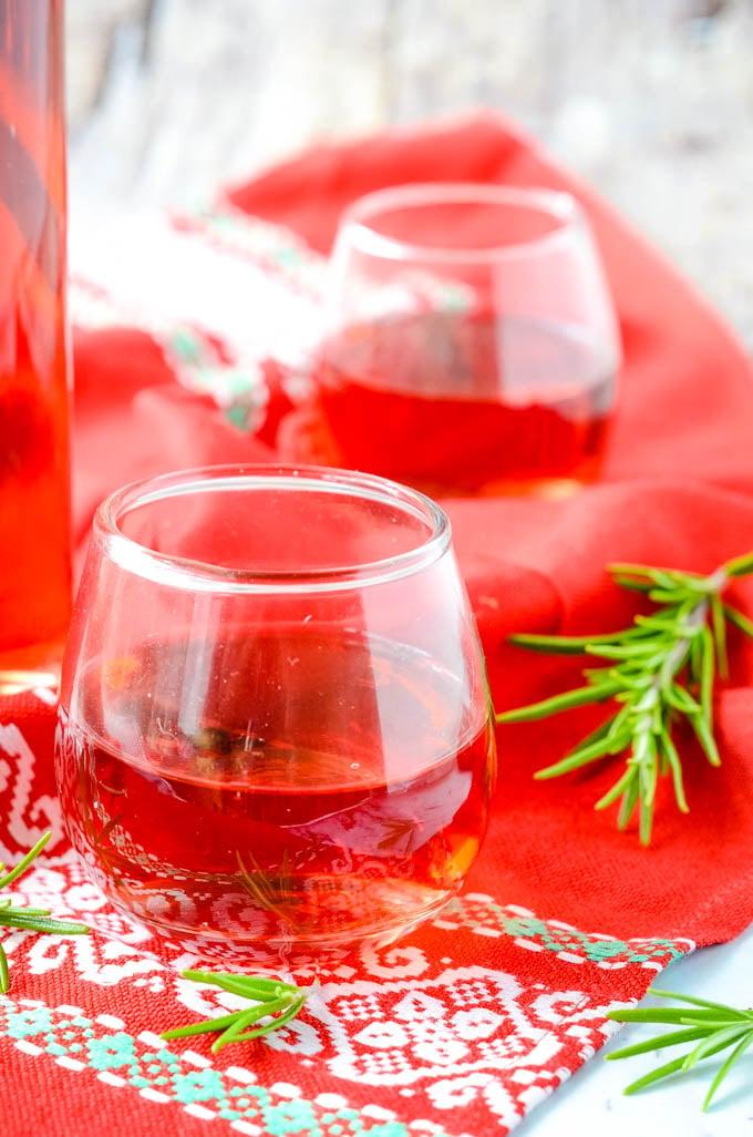 rosemary wine