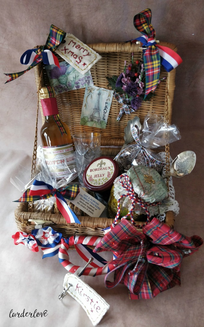 Kirsties Handmade Christmas hamper