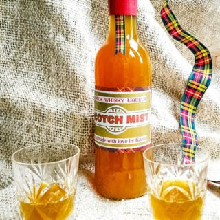 Scotch Mist Liqueur by larderlove.com