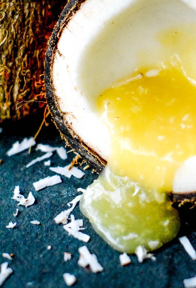 coconut curd by larderlove