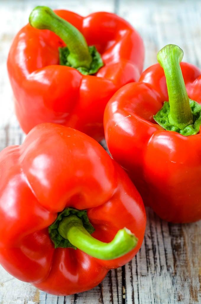 ingredients peppers