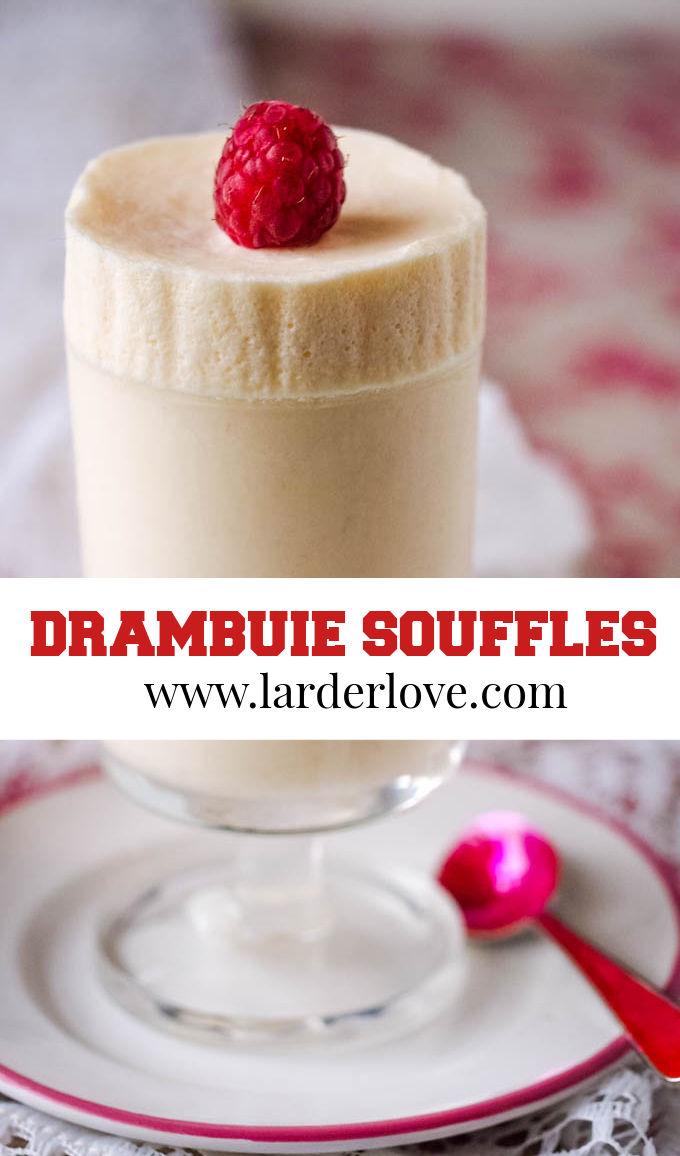 frozen drambuie souffles pin image