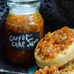 carrot cake jam Larder Love