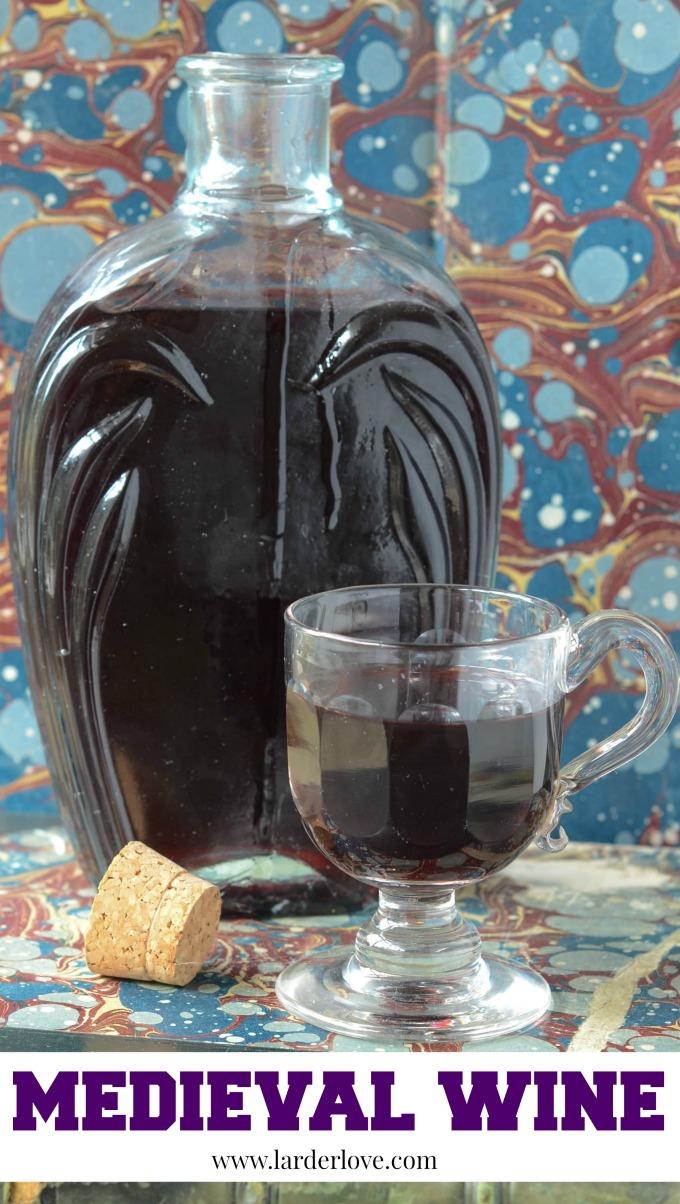 medieval wine by larderlove