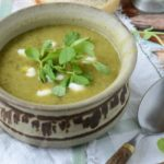 pea and lentil soup