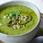 watercress and spinach soup larder love