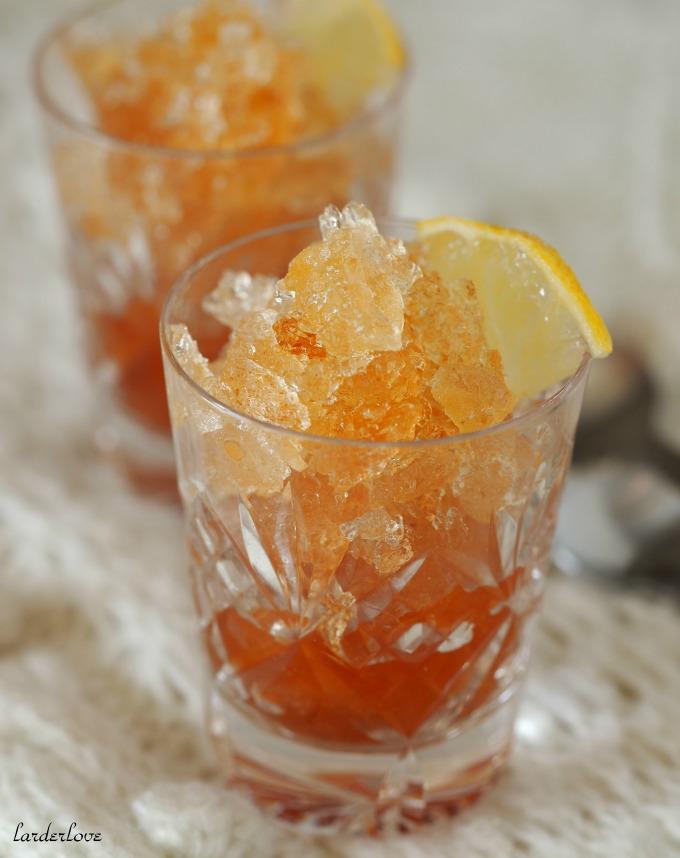 whisky granita
